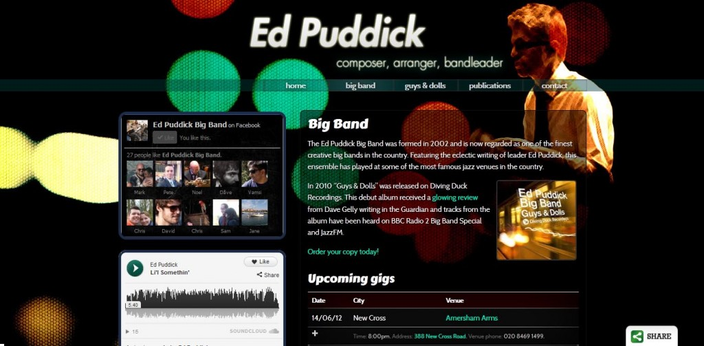 Ed Puddick